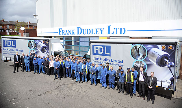 frank-dudley-logistics-team