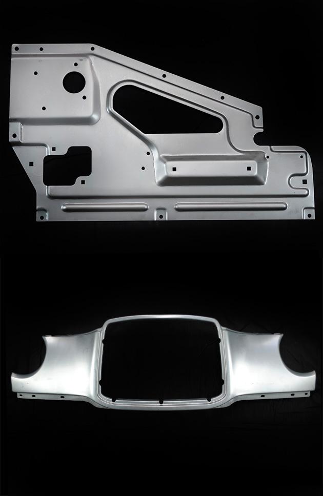 Aluminium Pressings and Stampings