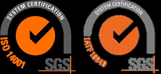 SGS Quality Logos